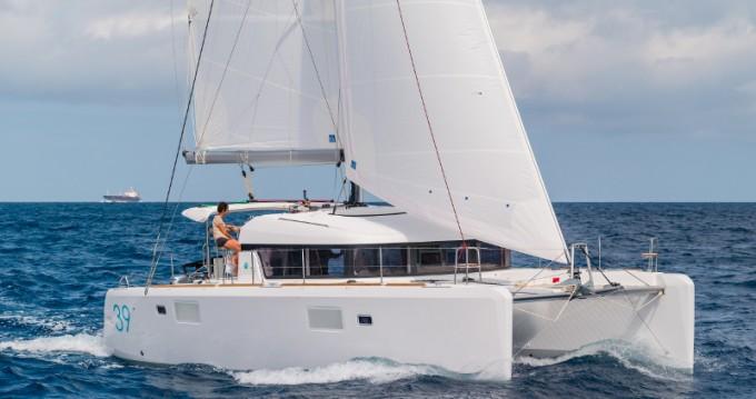 Yacht-Charter in Ribishi - Lagoon Lagoon 39 auf SamBoat