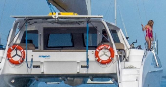 Seawind Seawind 1260 zwischen Privatpersonen und professionellem Anbieter Ribishi