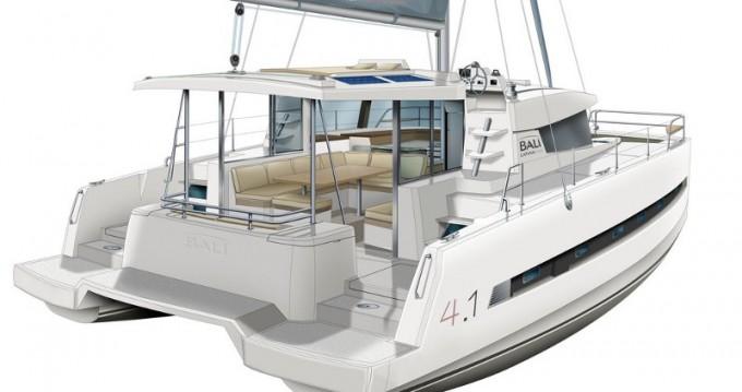 Vermietung Katamaran Bali Catamarans mit Führerschein