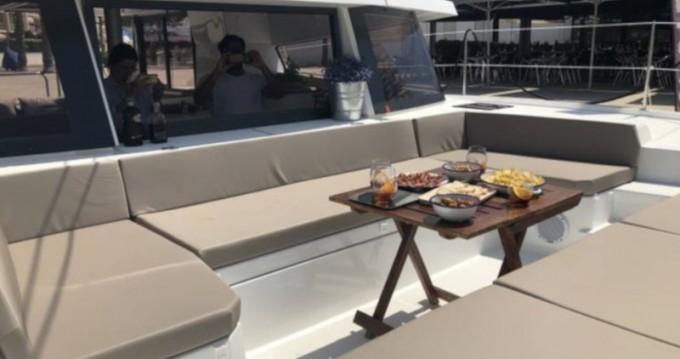 Yacht-Charter in Ribishi - Bali Catamarans Bali 4.1 auf SamBoat