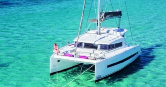 Bootsverleih Bali Catamarans Bali 4.1 Ribishi Samboat