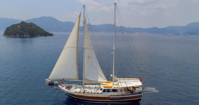 Gulet - Perla del Mar zwischen Privatpersonen und professionellem Anbieter Marmaris