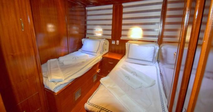 Segelboot mieten in Marmaris -  Gulet - Perla del Mar