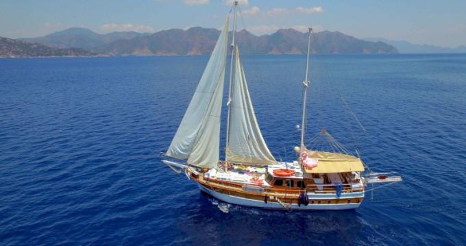 Segelboot mieten in Marmaris zum besten Preis