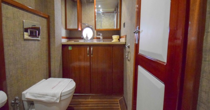 Segelboot mieten in Marmaris -  Gulet / Perla del Mar 2