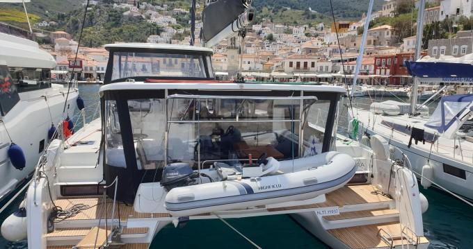 Yacht-Charter in Athen - Lagoon Lagoon 42 auf SamBoat