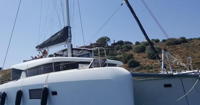 Katamaran mieten in Athen - Lagoon Lagoon 42