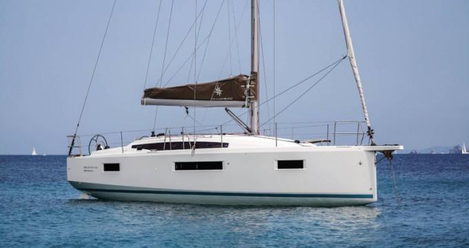 Segelboot mieten in Lefkada (Island) - Jeanneau Sun Odyssey 410