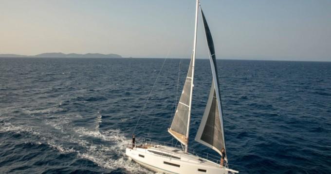 Bootsverleih Jeanneau Sun Odyssey 410 Lefkada (Island) Samboat