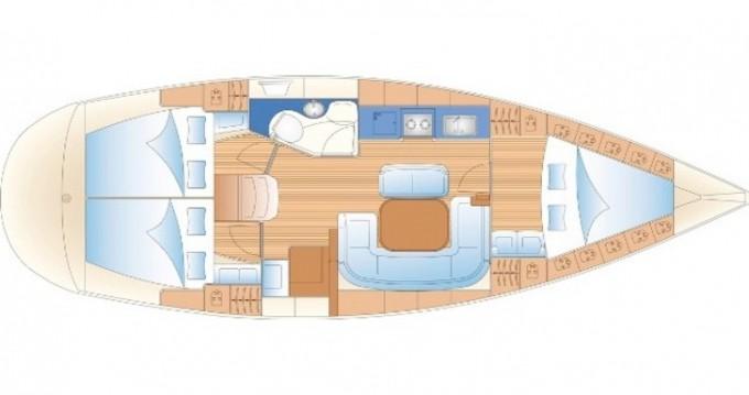 Bootsverleih Níkiti günstig Bavaria 38 Cruiser