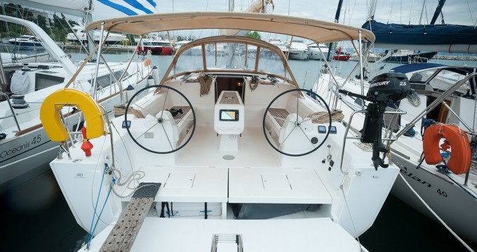 Segelboot mieten in Níkiti zum besten Preis