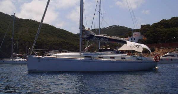 Vermietung Segelboot Ronautica mit Führerschein