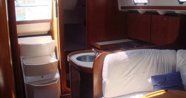 Segelboot mieten in Vigo - Ronautica Ro 400