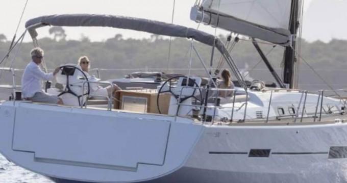 Bootsverleih Dufour Dufour 520 Grand Large Capo d'Orlando Samboat