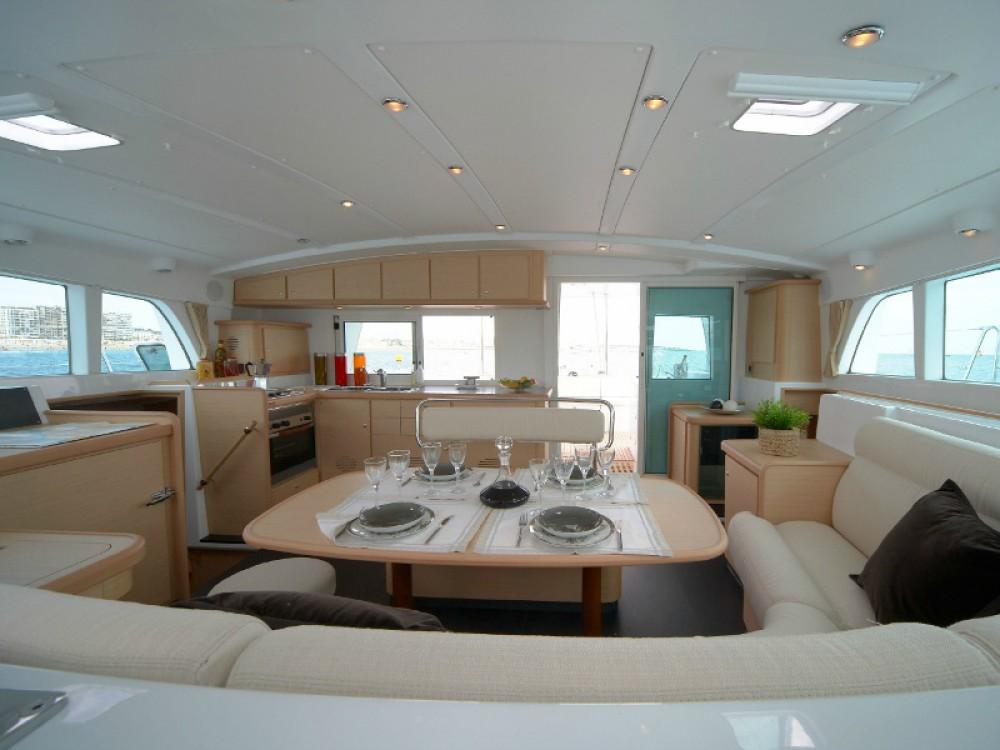 Yacht-Charter in Capo d'Orlando Marina - Lagoon Lagoon 400 S2 auf SamBoat