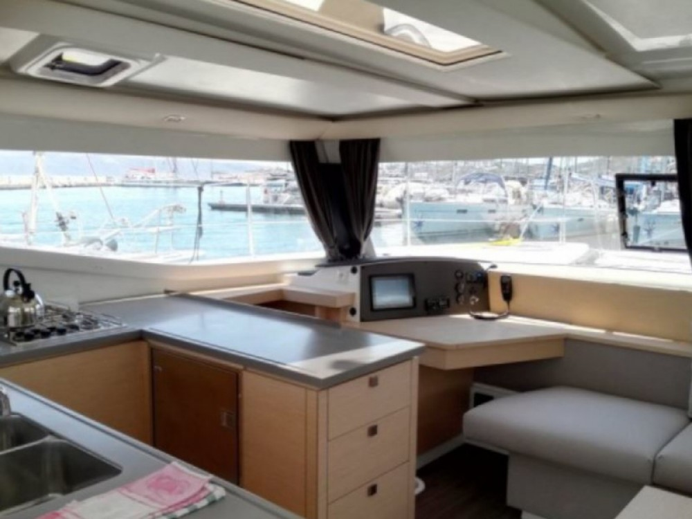 Yacht-Charter in  - Fountaine Pajot Helia 44 auf SamBoat