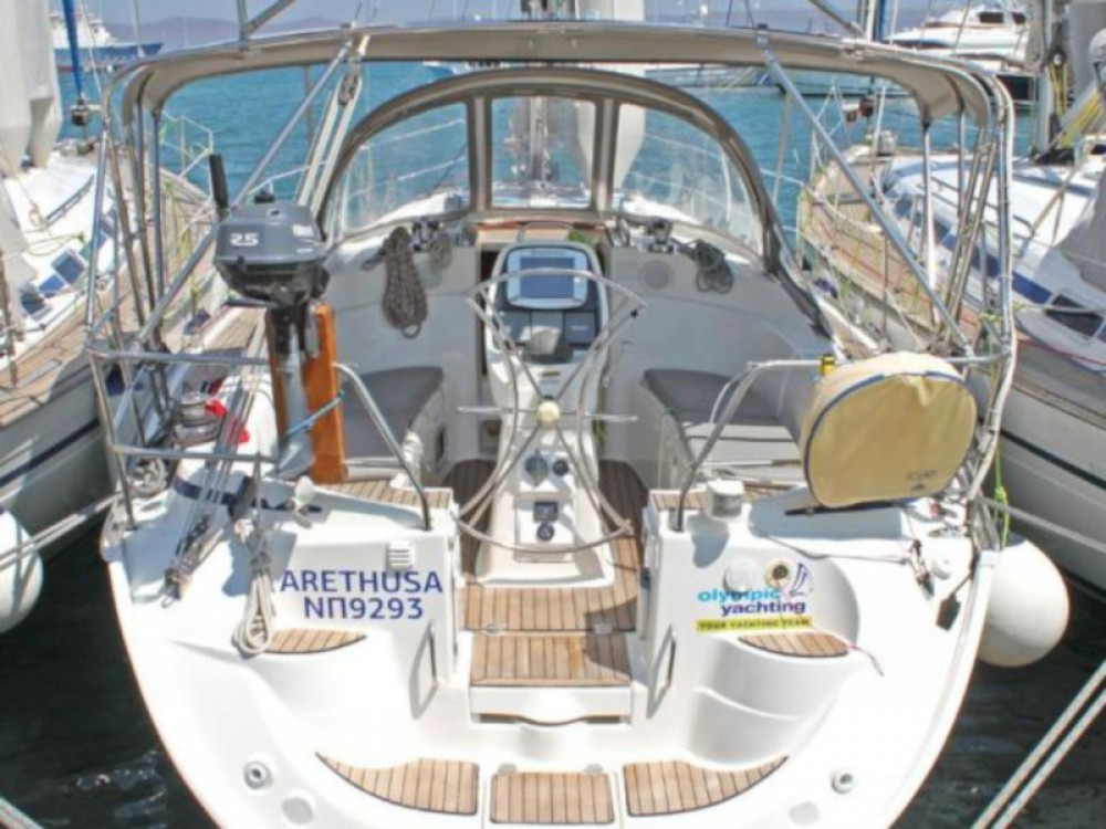 Bavaria Bavaria 33 Cruiser zwischen Privatpersonen und professionellem Anbieter Lávrio