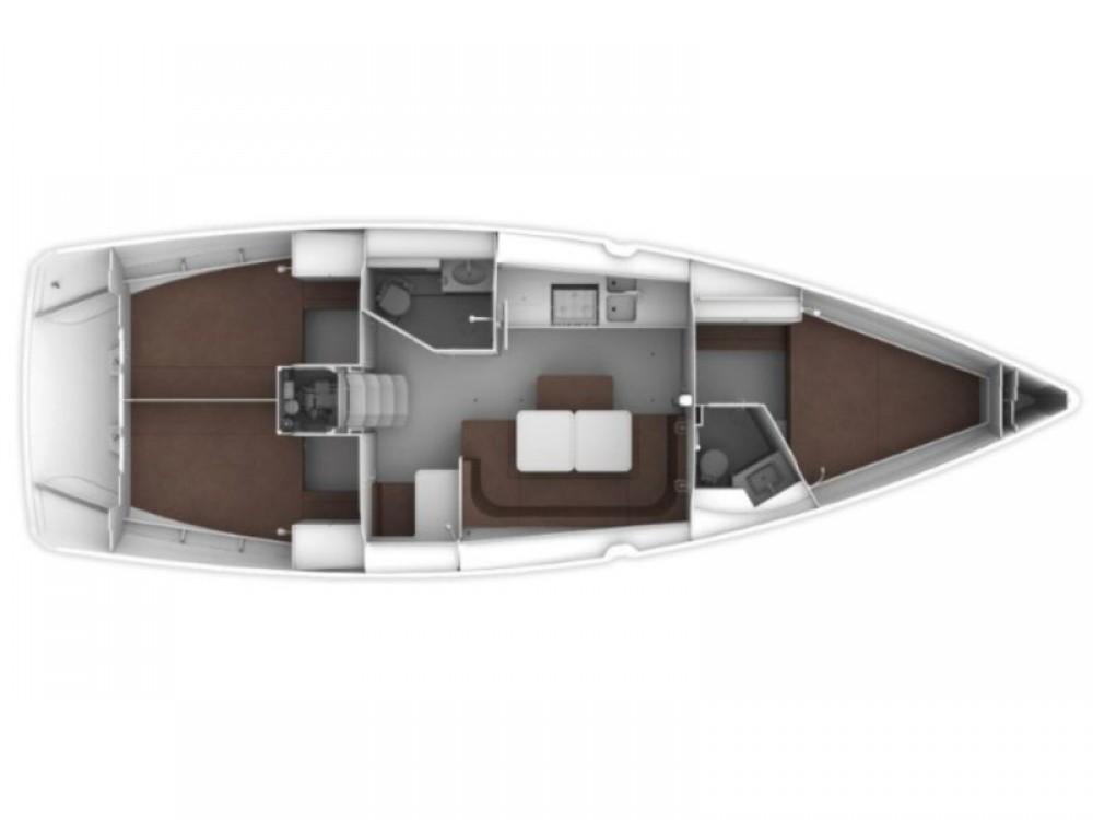 Yacht-Charter in Lefkada - Bavaria Bavaria Cruiser 41 auf SamBoat