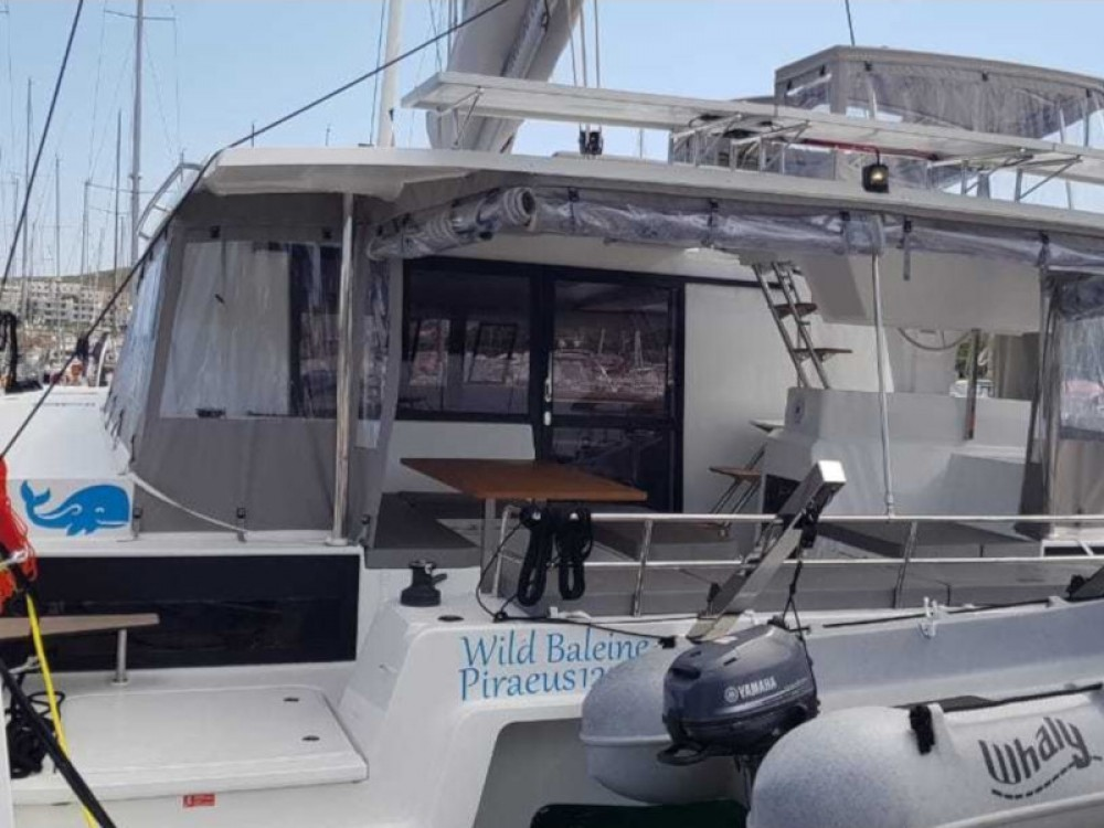 Yacht-Charter in Lávrio - Fountaine Pajot Astrea 42 auf SamBoat