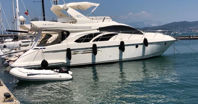 Yacht-Charter in La Spezia - Atlantic Azimut 50 auf SamBoat