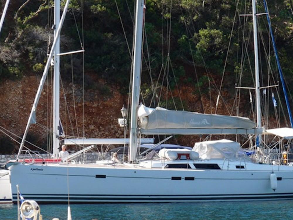 Segelboot mieten in Marina Alimos - Hanse Hanse 540e