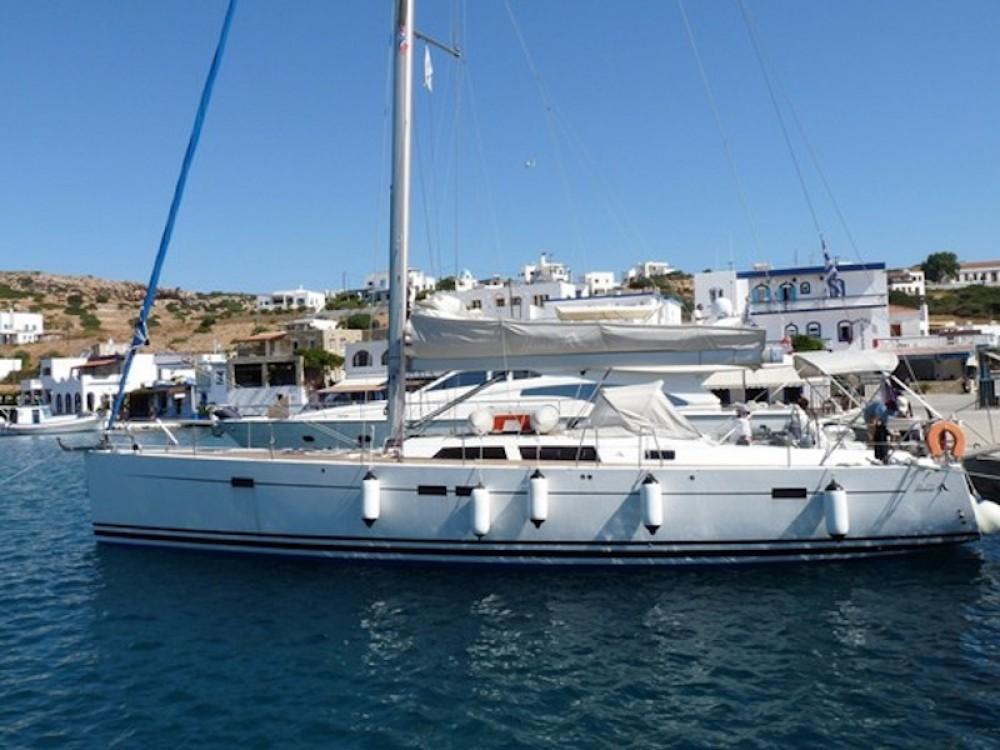 Segelboot mit oder ohne Skipper Hanse mieten in Marina Alimos