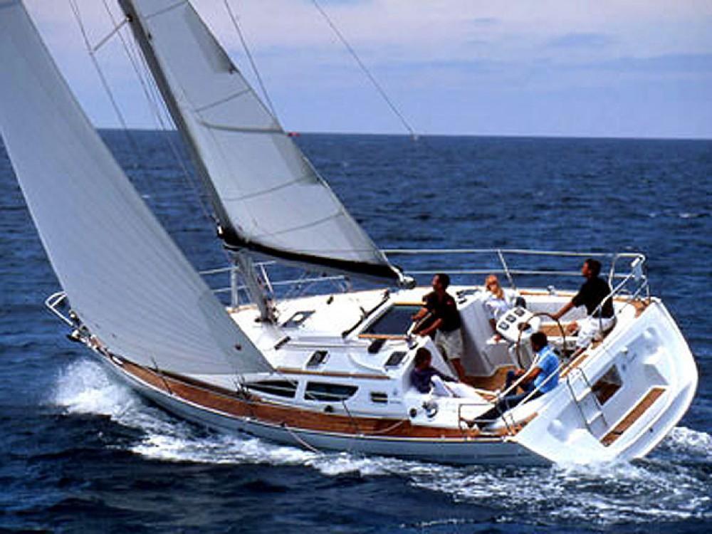 Yacht-Charter in Marina Alimos - Jeanneau Sun Odyssey 35 auf SamBoat