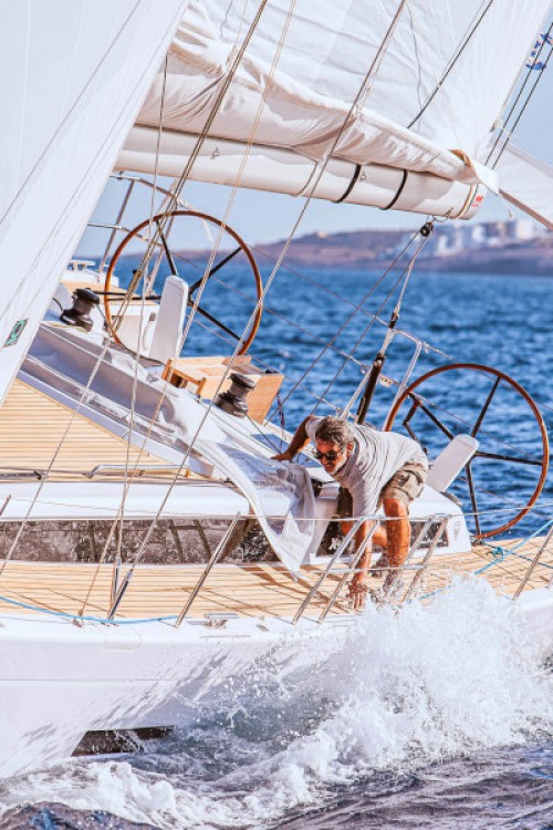 Segelboot mieten in Olympic Marina - X-Yachts X4-6 model 2019