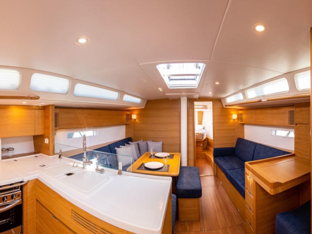 X-Yachts X4-6 model 2019 zwischen Privatpersonen und professionellem Anbieter Lávrio