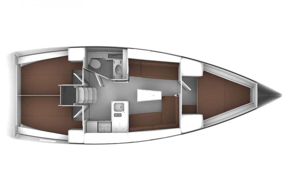 Yacht-Charter in Krk - Bavaria Bavaria Cruiser 37 auf SamBoat