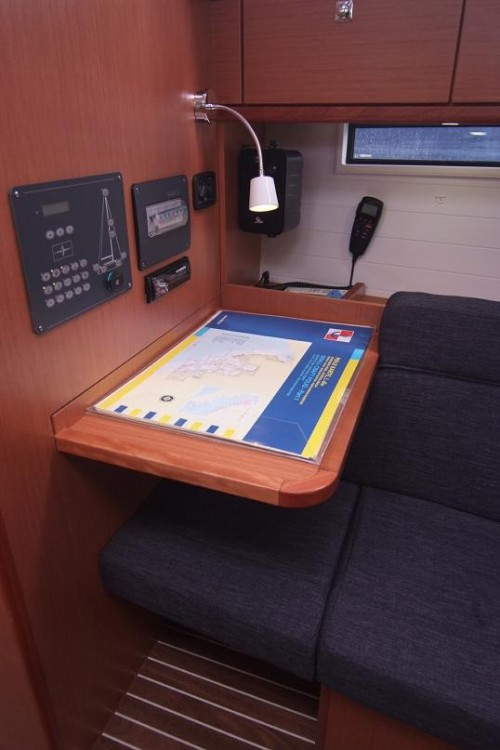 Bavaria Bavaria Cruiser 37 zwischen Privatpersonen und professionellem Anbieter Krk