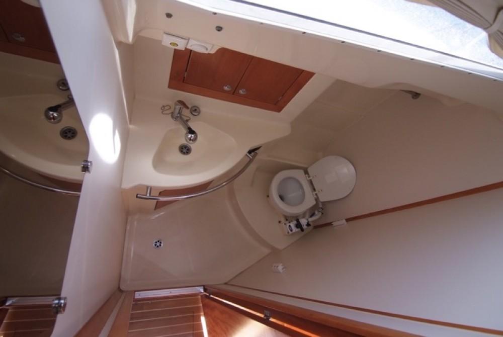 Yacht-Charter in Krk - Elan Elan 384 Impression auf SamBoat