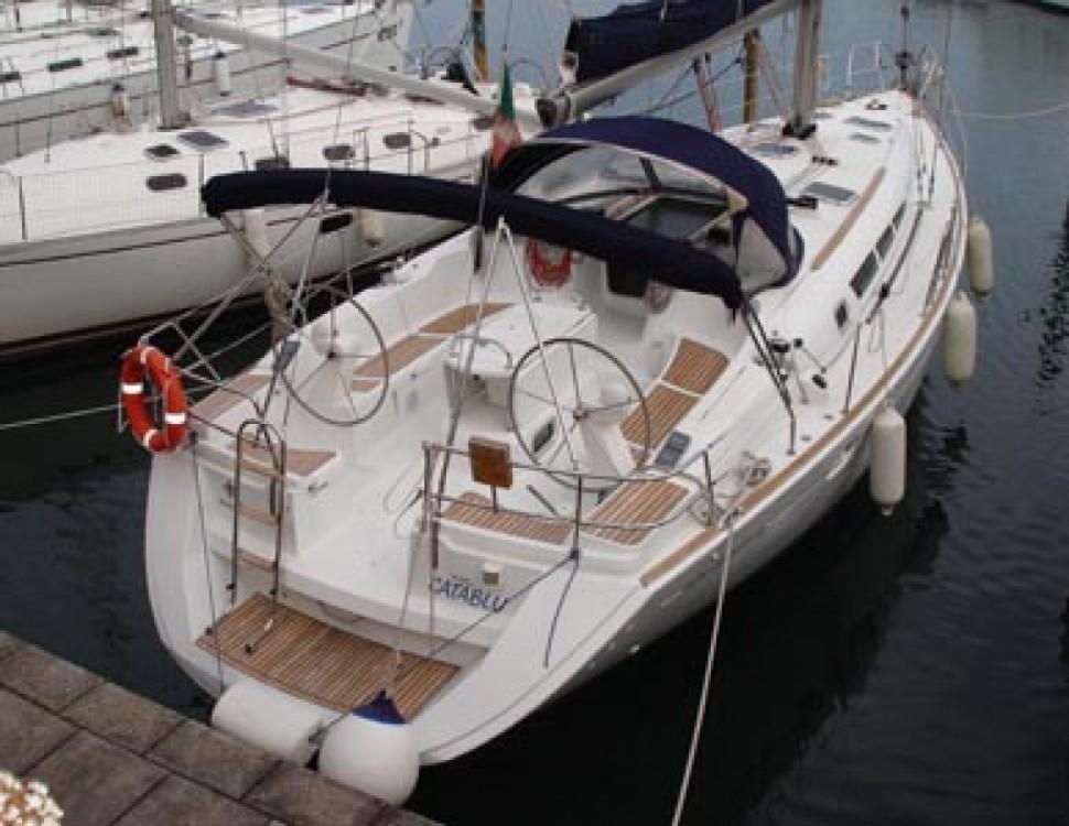 Jeanneau Sun Odyssey 45 zwischen Privatpersonen und professionellem Anbieter Falcone