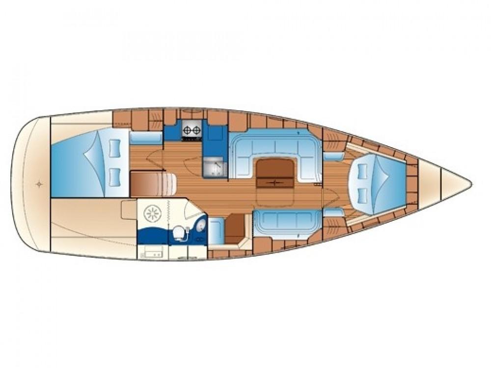 Segelboot mieten in Krk - Bavaria Bavaria 33 Cruiser