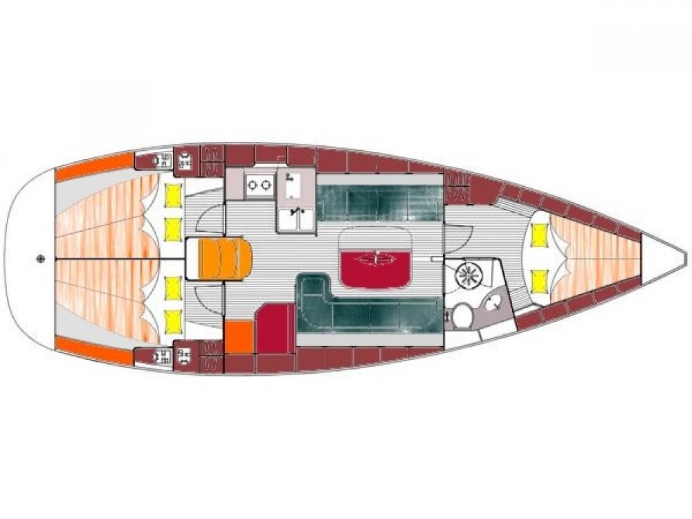 Segelboot mit oder ohne Skipper Bavaria mieten in Krk