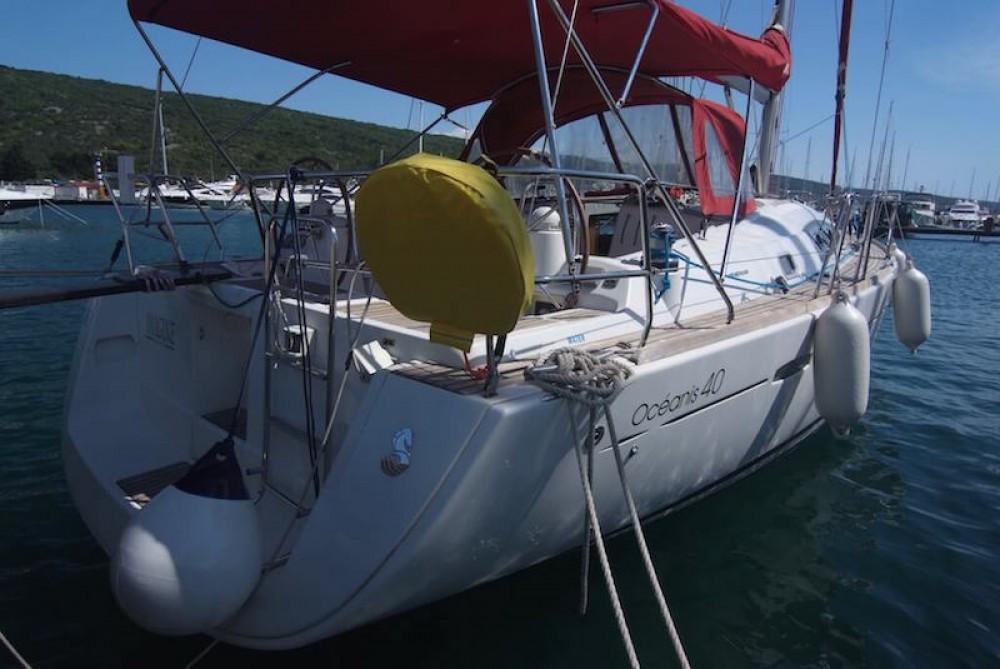 Bootsverleih Krk günstig Beneteau Oceanis 40