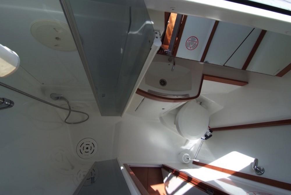 Yacht-Charter in Krk - Bénéteau Beneteau Oceanis 40 auf SamBoat