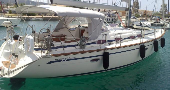 Bavaria Bavaria 46 Cruiser zwischen Privatpersonen und professionellem Anbieter Port of Lefkada