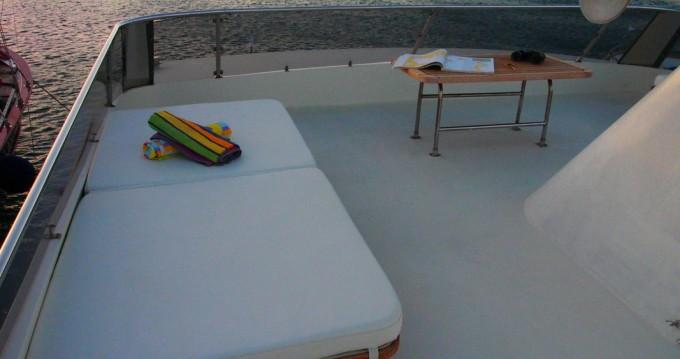 Yacht-Charter in Athen -  Perama Shipyards 102 auf SamBoat