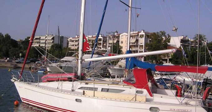 Yacht-Charter in Lefkas Marina - Jeanneau Sun Odyssey 37.1 auf SamBoat