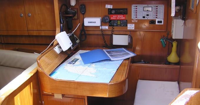 Segelboot mit oder ohne Skipper Jeanneau mieten in Lefkas Marina