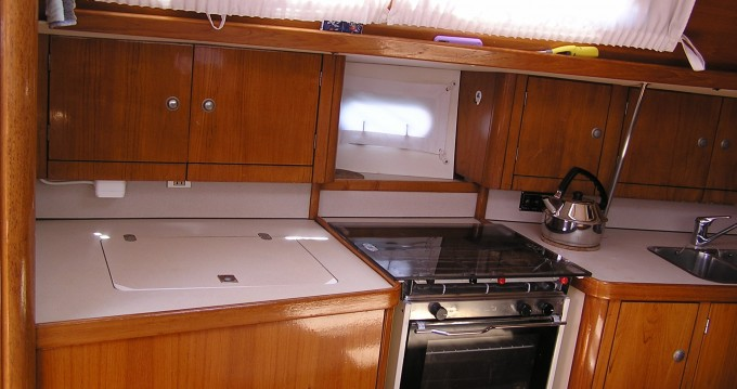 Segelboot mieten in Lefkas Marina - Jeanneau Sun Odyssey 37.1