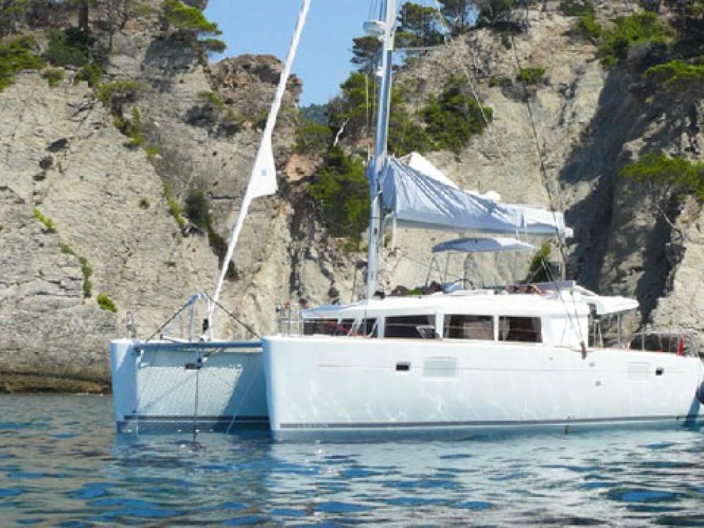 Yacht-Charter in Lefkada - Lagoon Lagoon 450 auf SamBoat
