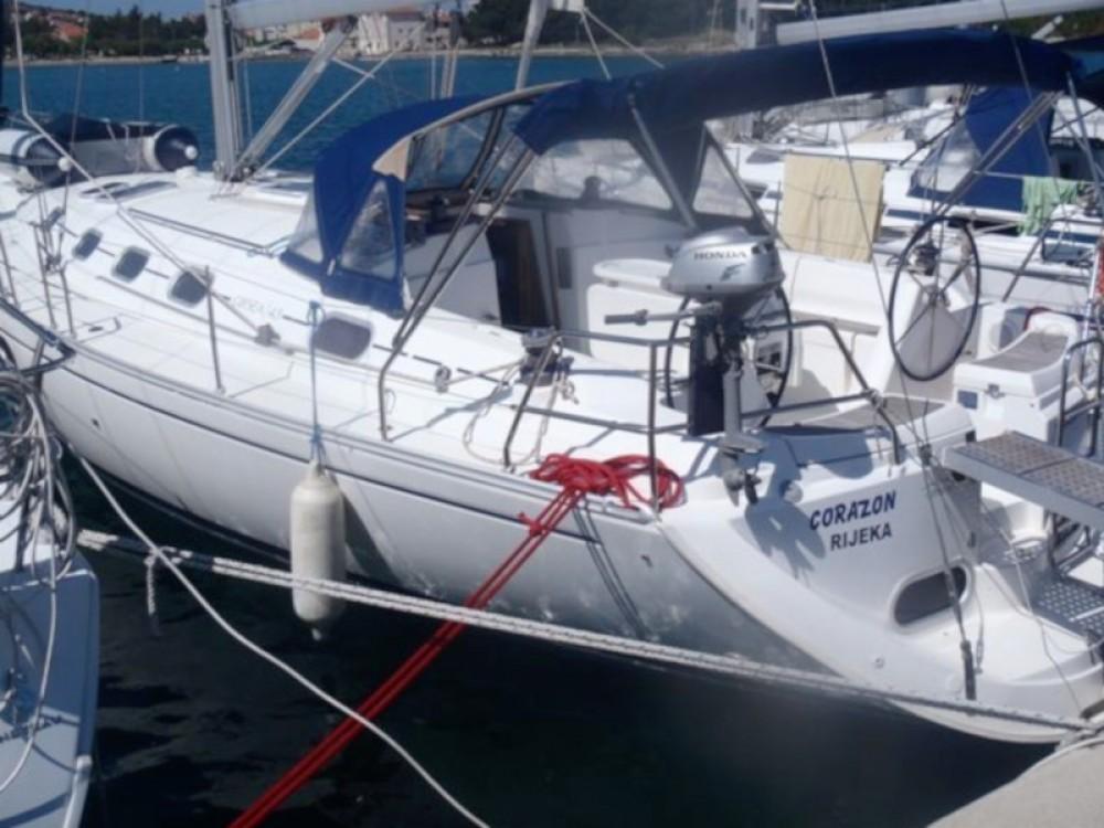 Yacht-Charter in Murter - Dufour GibSea 43-4 auf SamBoat