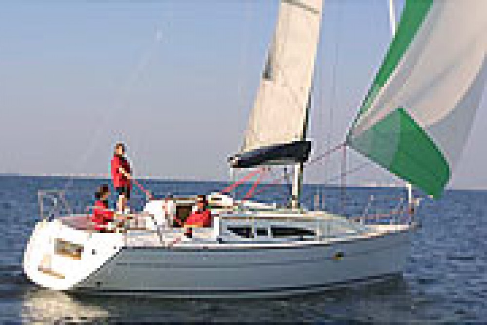 Bootsverleih Murter günstig Sun Odyssey 32