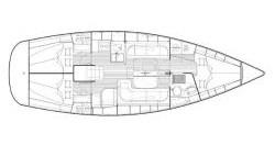 Bootsverleih Betina günstig Bavaria 38 Cruiser