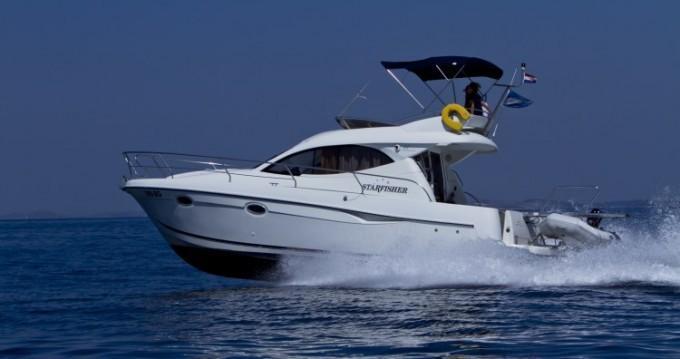 Vermietung Motorboot Starfisher mit Führerschein