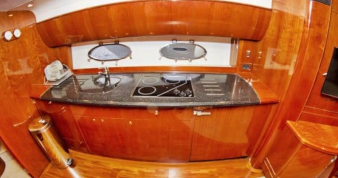 Yacht-Charter in Primošten - Princess Princess V 58 auf SamBoat