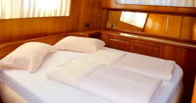 Yacht-Charter in Primošten - Yaretti Yaretti 1570 Heck auf SamBoat