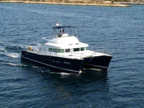 Bootsverleih Lagoon Lagoon 43 Power Primošten Samboat